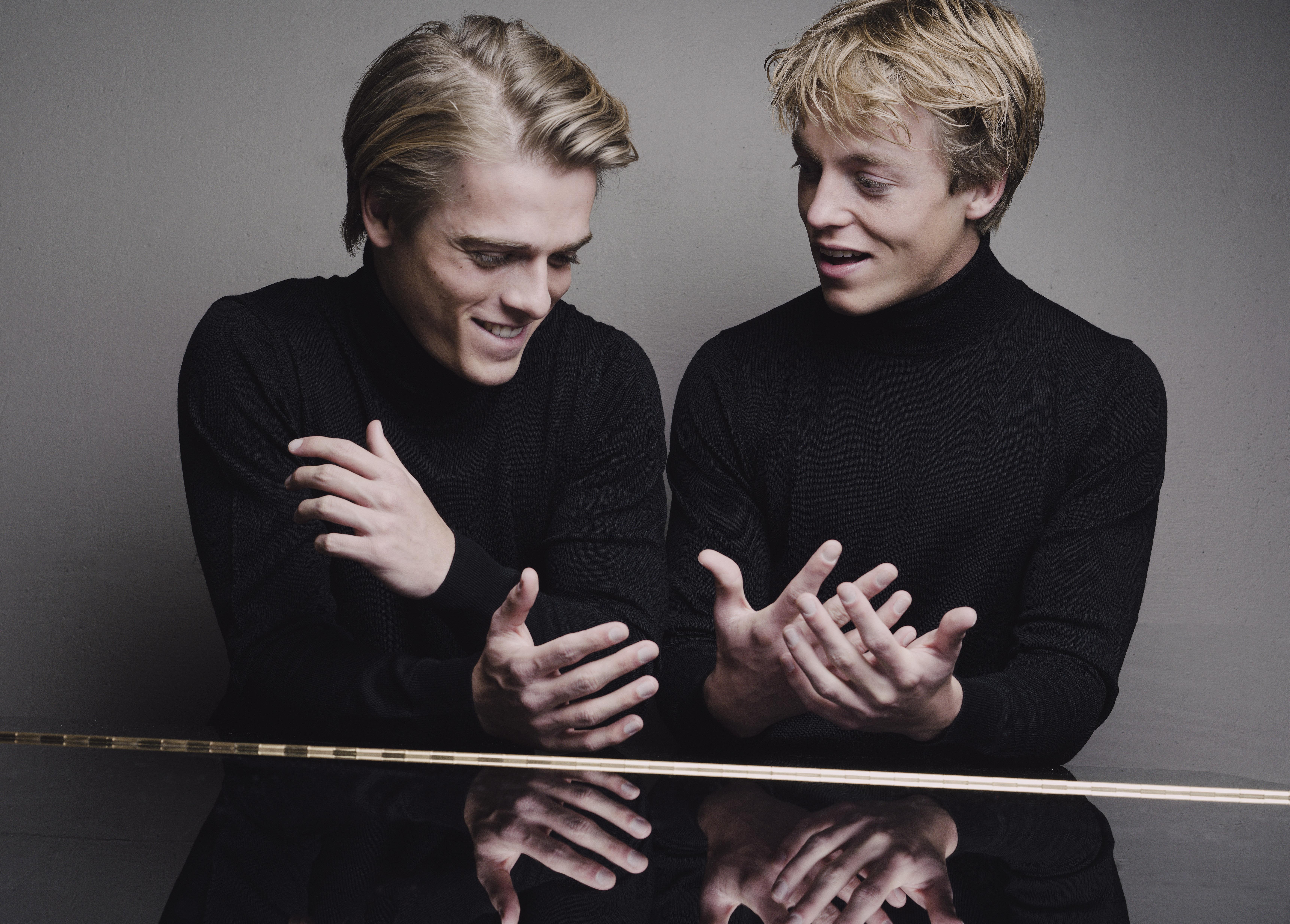 Photo:Piano Duo—Lucas & Arthur Jussen Photo by Marco Borggreve