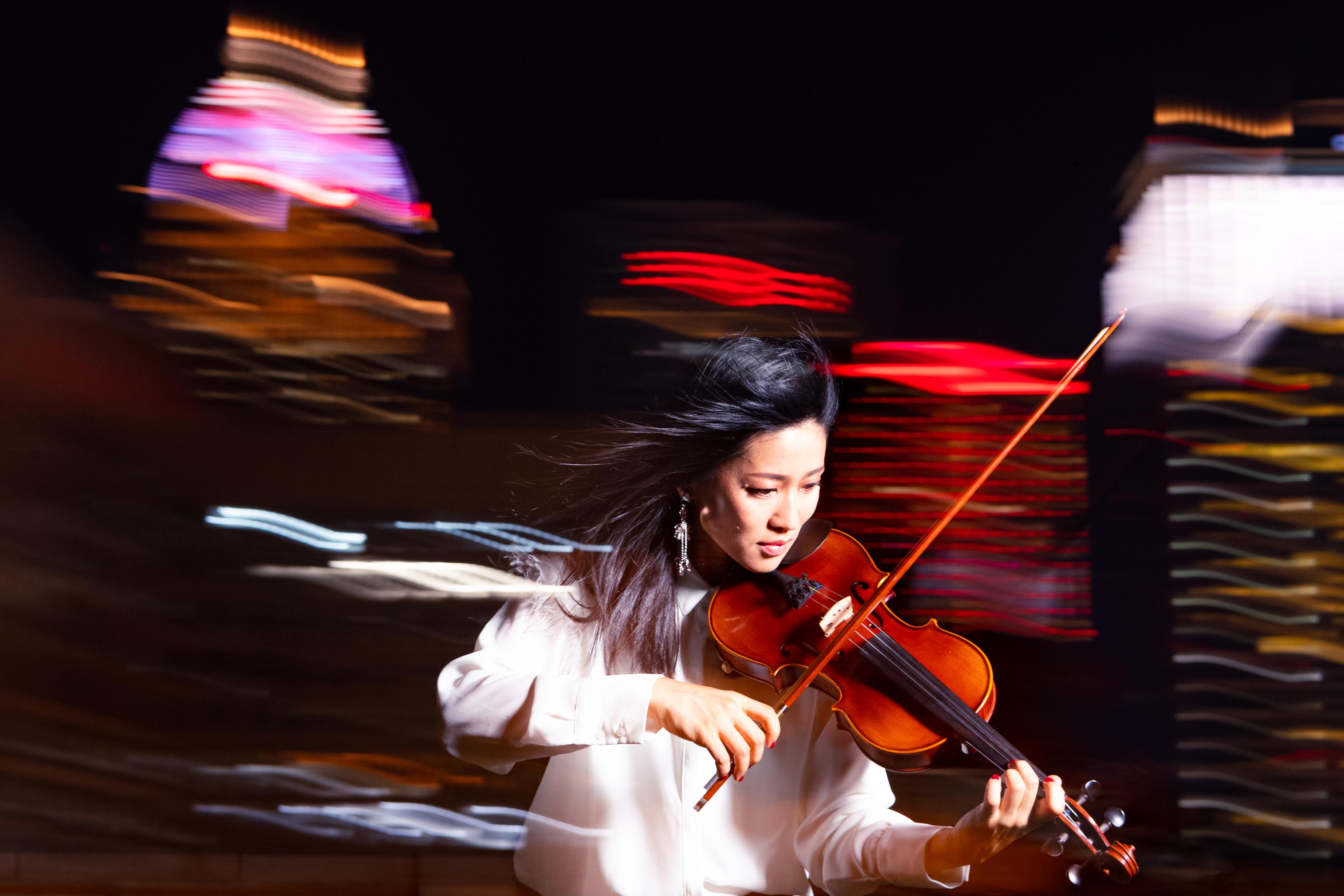 小提琴家吳思樺-遊刃之弦