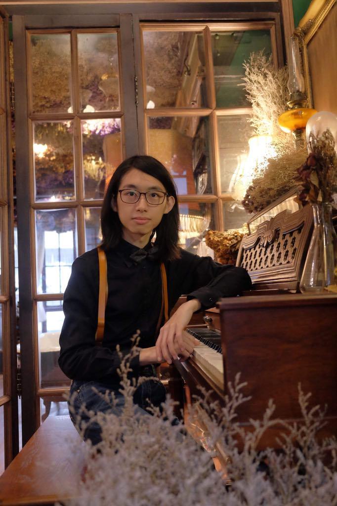 照片:金墨雨Morris Kim ∣鋼琴