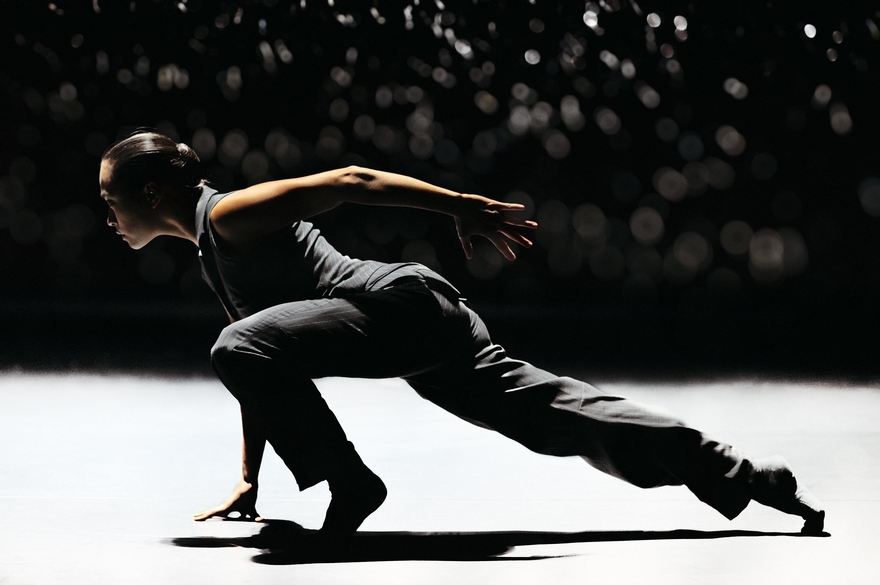 《孤單迴響》舞作照