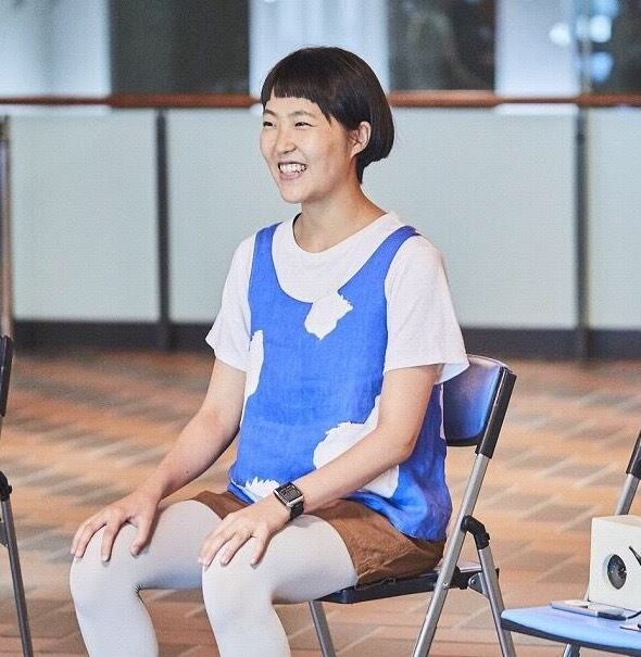 中村胡桃NAKAMURA Kurumi 舞蹈藝術家/「舞動人生」舞蹈計畫教師