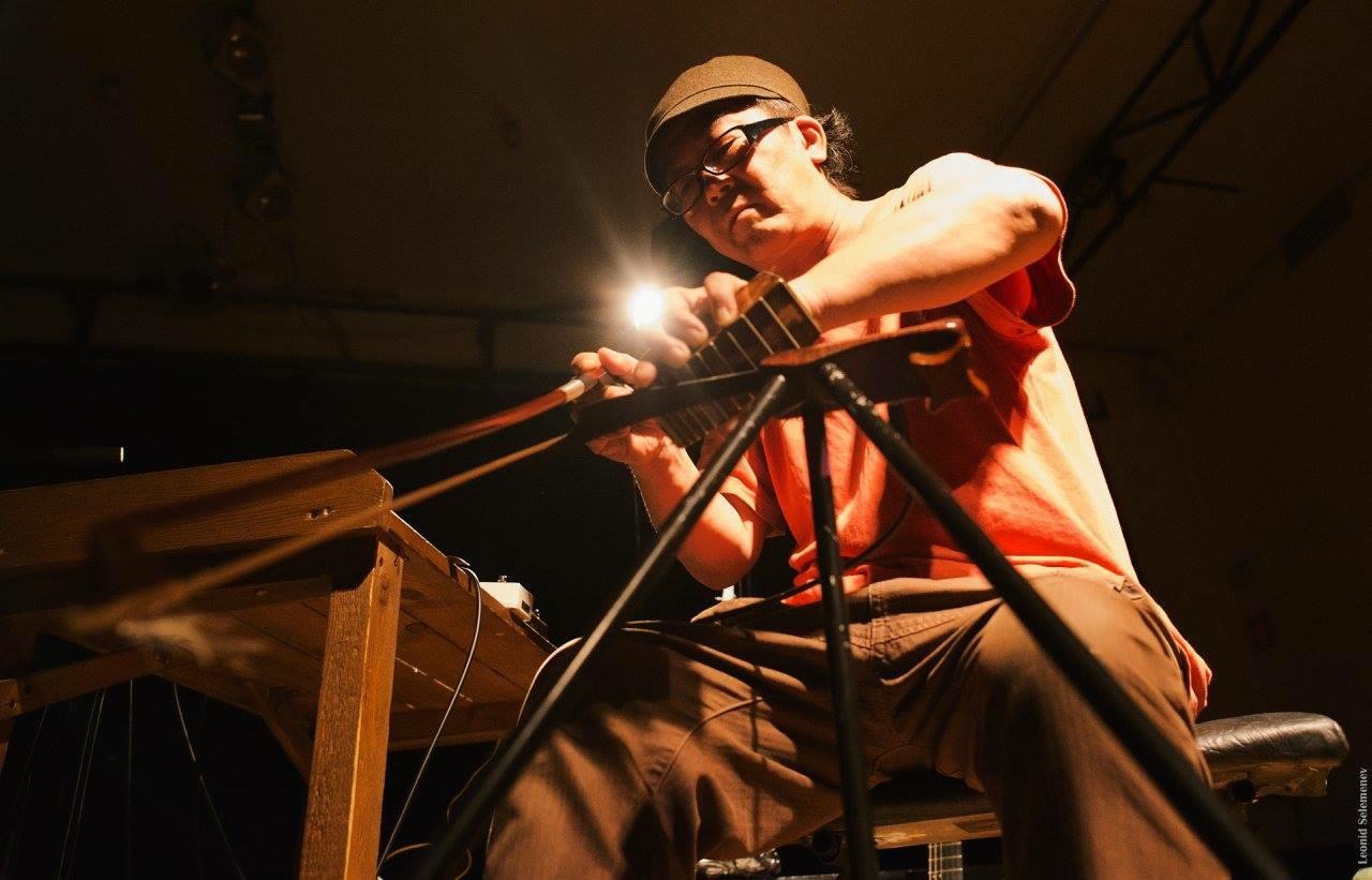 劇照:當代×傳統- 內橋和久與臺灣音樂玩家