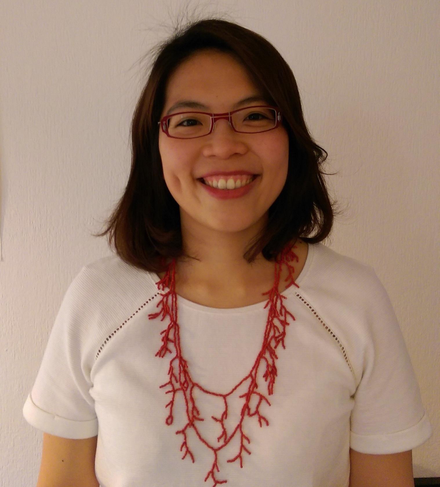 張欣怡|衛武營國家藝術文化中心節目部國際事務組組長