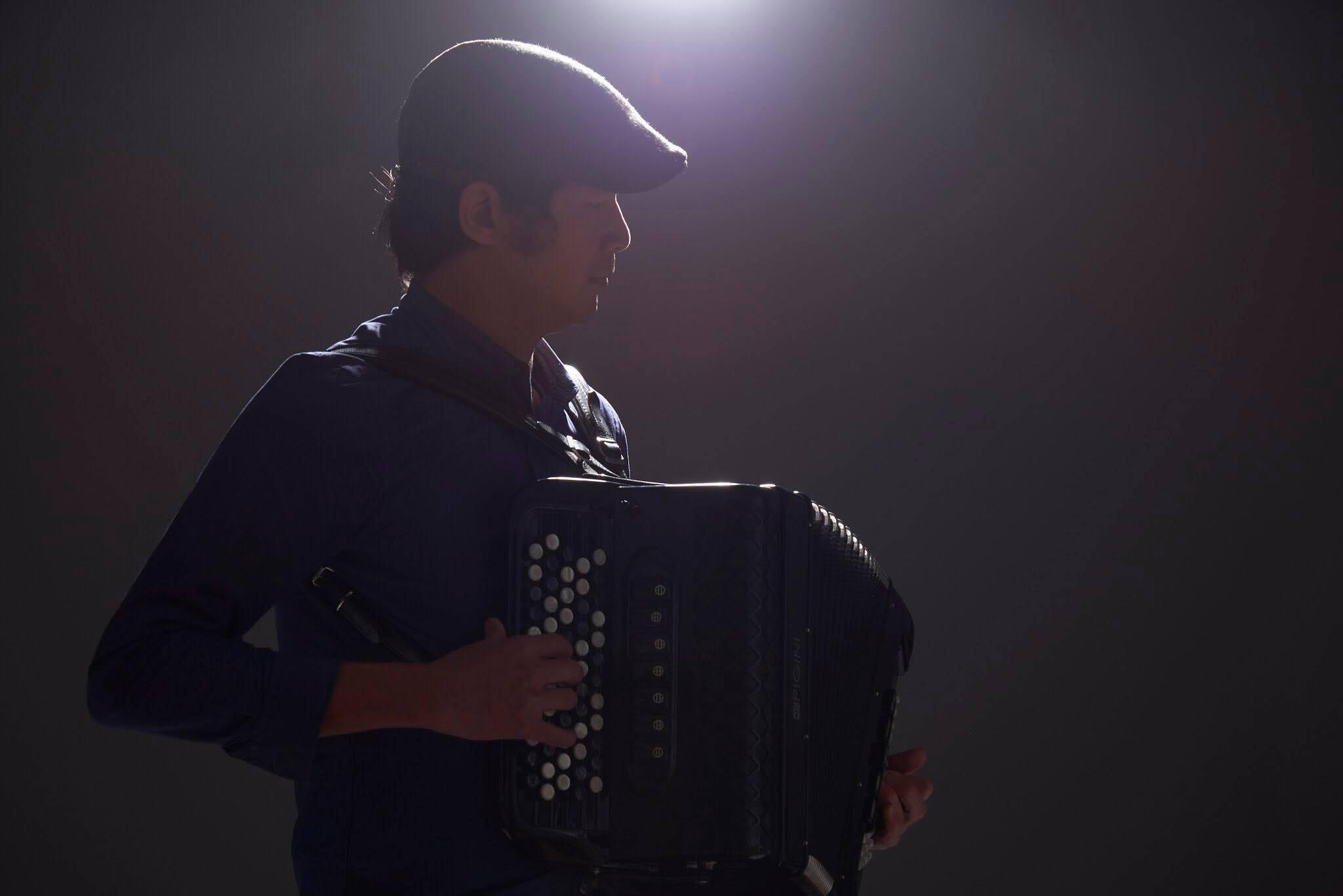 照片:林呈擎 ∣ 手風琴