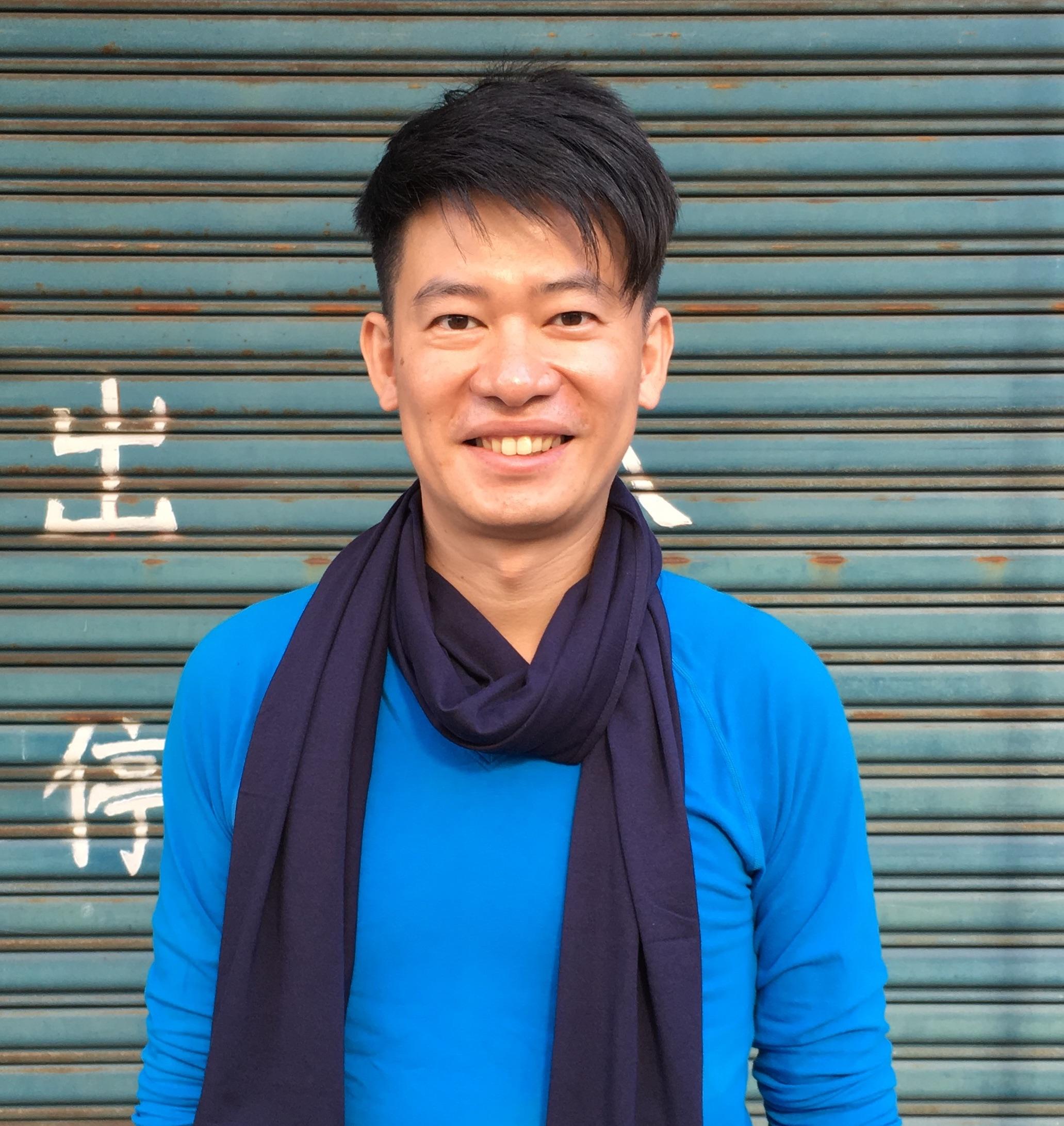 高耀威|臺南正興街社區營造工作者、長濱書粥老闆