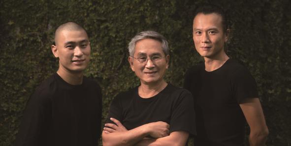 劇照:雲門舞集 陶身体劇場 空前組合3位國際編舞家亮新作